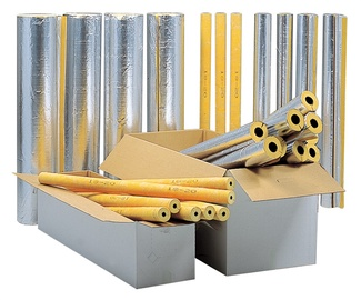 """Koorik """"CPS"""" (alumiinium-fooliumiga; 28–20 mm) (ISOVER)"""
