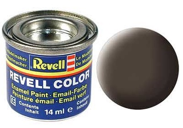 Revell Email Color 14ml Matt RAL 8027 Leather Brown 32184