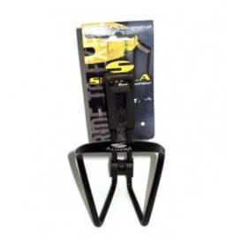 Simpla Alu-Star Bottle Holder Black