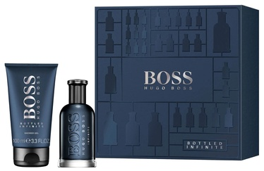 Hugo Boss Bottled Infinite 100ml EDT + 100ml Shower Gel