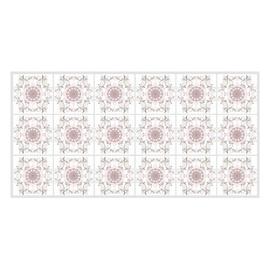 Plastic Decorative Panel Flower 16508