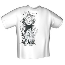 GamersWear Jinx World Of Warcraft Draenei Race T-Shirt White L