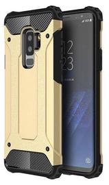 Hurtel Hybrid Armor Back Case For Samsung Galaxy S9 Plus Gold