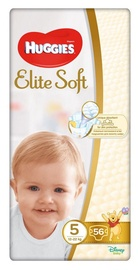 Huggies Elite Soft 5 MP 56