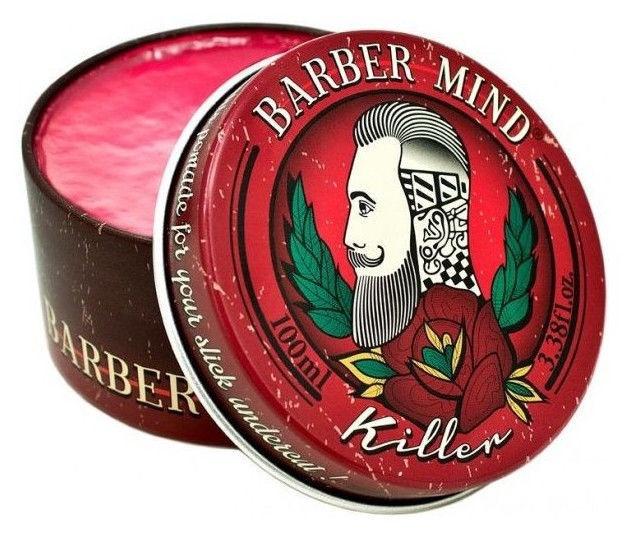Barber Mind Killer Hair Pomade 100ml