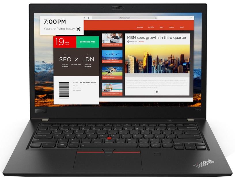 Lenovo ThinkPad T480S 20L8002TMH