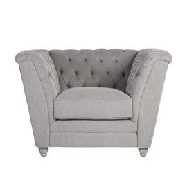 Tugitool Home4you Watson Grey, 116x90x74 cm