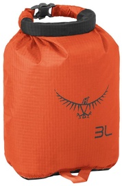 Osprey Dry Sack Poppy Orange 3L