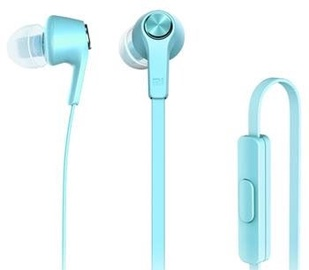 Xiaomi Mi Universal Headsets With Remote Microphone Blue