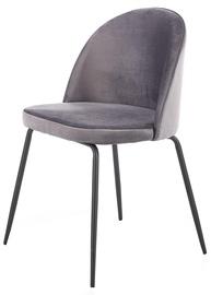 Söögitoa tool Halmar K314 Dark Grey