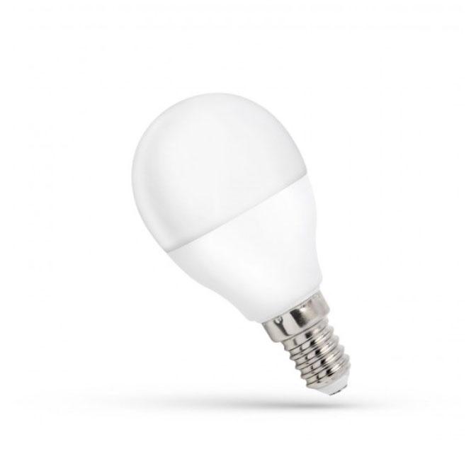 Spectrum P45 LED 8W E14 WOJ+14216 840 650lm