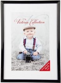 Victoria Collection Photo Frame Future 15x21cm Black