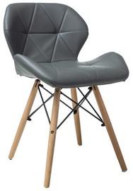 Söögitoa tool Signal Meble Matias Grey, 1 tk