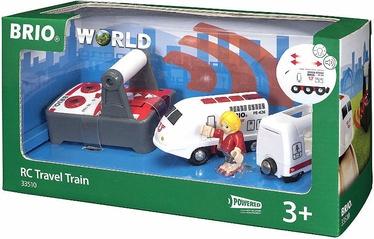 Brio Remote Control Travel Train 33510