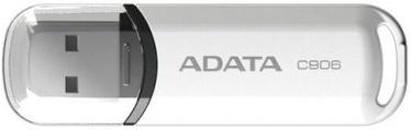 USB mälupulk ADATA C906 White, USB 2.0, 16 GB