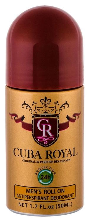 Cuba Royal Roll On Deodorant 50ml