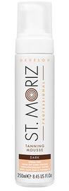 St. Moriz Professional Tanning Mousse 200ml Dark