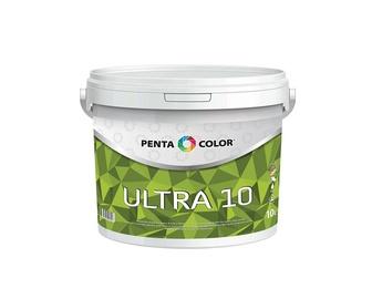 SEINAVÄRV ULTRA 10 10L VALGE