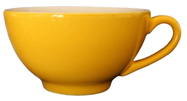 Cesiro Jumbo Cup 700ml White/Yellow