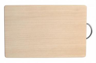 Разделочная доска Galicja, коричневый, 210x320 мм
