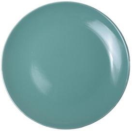 Bradley Alfa Ceramic Dessert Plate 21cm Green 12pcs
