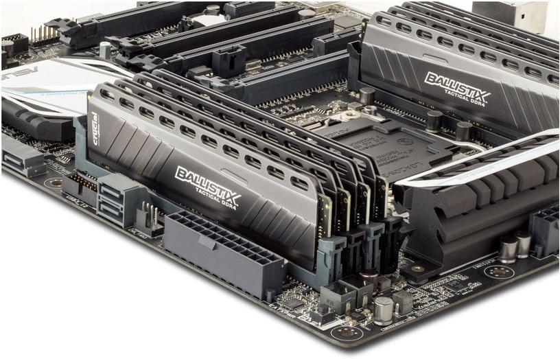 Crucial Ballistix Tactical 8GB 3000MHz CL15 DDR4 KIT OF 2 BLT2C4G4D30AETA
