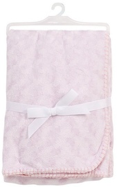 BabyDan Double Fleece Blanket Pink