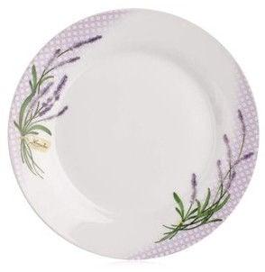 Banquet Lavender Plate 19cm