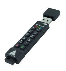 USB флеш-накопитель Apricorn Aegis Secure Key 3NX, USB 3.0, 4 GB