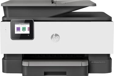 Многофункциональный принтер HP 9012 All-in-One, струйный, цветной