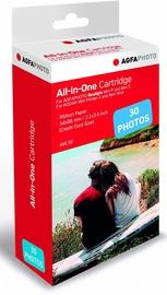 AgfaPhoto Cartridge & Paper AMC30