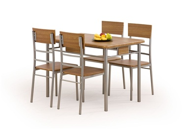 Halmar Dining Room Set Natan Walnut