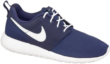 Nike Running Shoes Roshe One Gs 599728-416 Blue 38.5