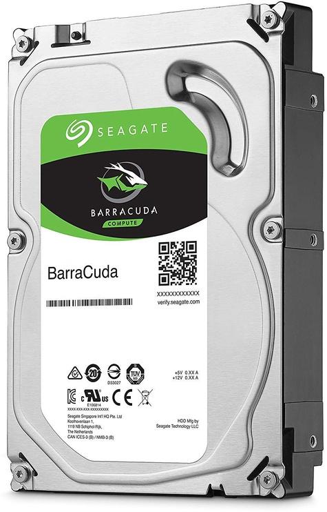Seagate Barracuda 2TB 7200RPM SATAIII 256MB ST2000DM008
