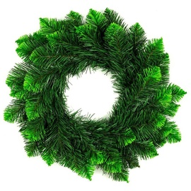 DecoKing Pola Pine Christmas Wreath 50cm Aquamarine