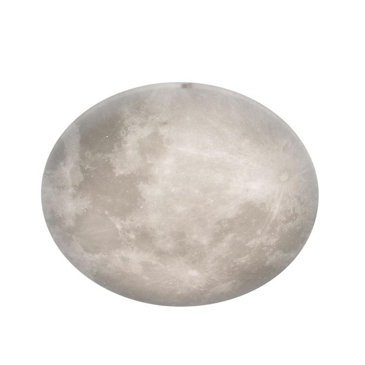 Trio Lunar 627516000 Ceiling Lamp 40W LED White