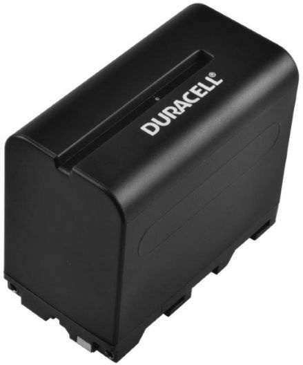 Duracell Premium Battery For Sony Camcorder NP-F930/NP-F950 7800mAh