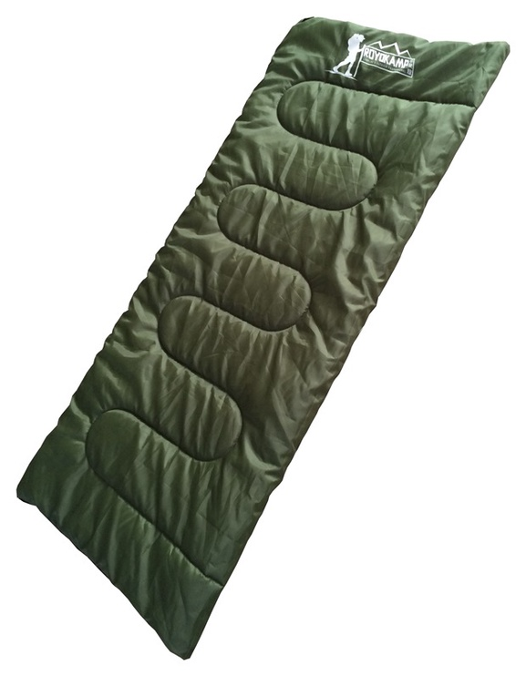 Magamiskott Royokamp 201001 Green, parem, 170 cm