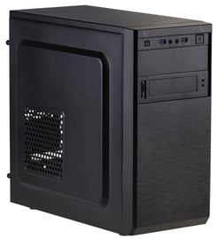 Akyga Micro Tower ATX Case AK17BK