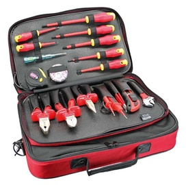 InLine Electrician Tool Bag 18pcs