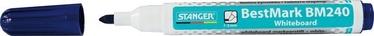 Stanger BestMark BM240 Whiteboard Marker 10pcs Blue 321051