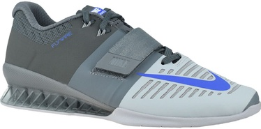 Nike Romaleos 3 Weightlifting Shoes 852933-001 Grey 48.5