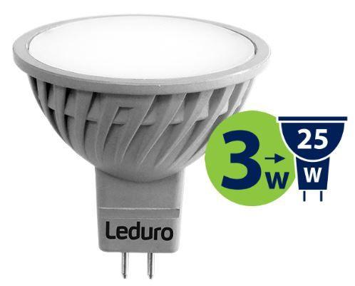 Leduro LED Lamp MR16 3W