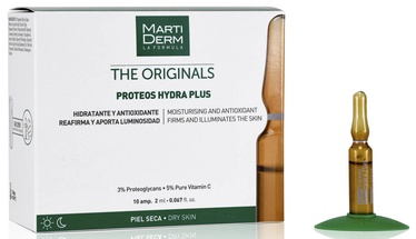 Martiderm The Originals Proteos Hydra Plus Ampoules 10x2ml