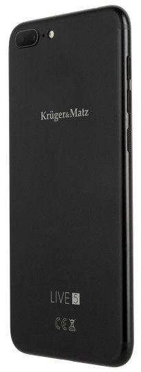 Kruger & Matz LIVE 5 Dual Black