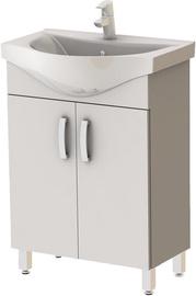 Juventa Butterfly 60 Cabinet White (поврежденная упаковка)