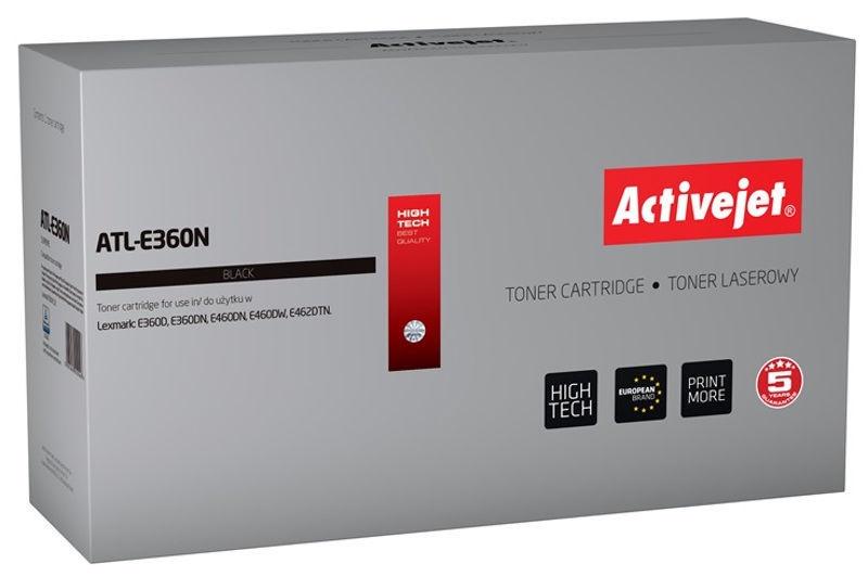 ActiveJet Toner Supreme ATL-E360N 9000p Black