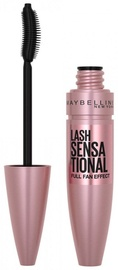Ripsmetušš Maybelline Lash Sensational Midnight Black