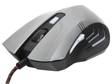 Varr Optical Mouse Black/Grey