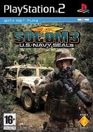 SOCOM 3 U.S. Navy SEALs PS2